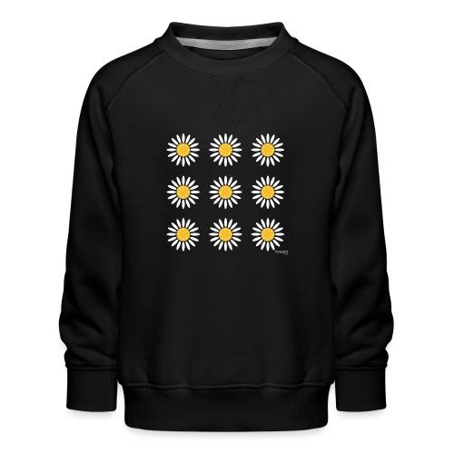 Just daisies - Lasten premium-collegepaita