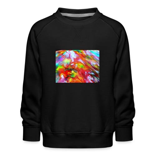 abstract 1 - Kids' Premium Sweatshirt