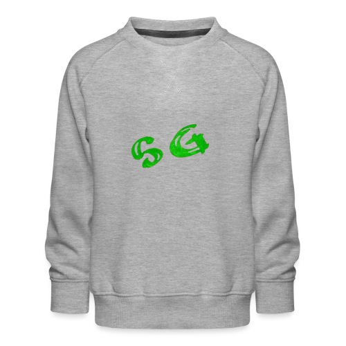 StreamGangster - Kinderen premium sweater