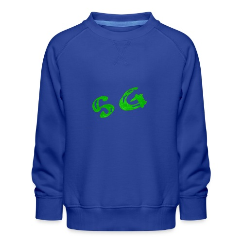 StreamGangster - Kinderen premium sweater
