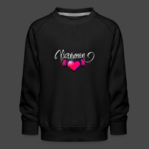 Logo and name - Kids' Premium Sweatshirt