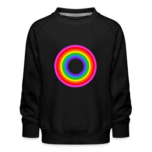 Eternal Rainbow - Lasten premium-collegepaita