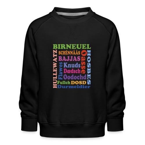 schimpf - Kinder Premium Pullover