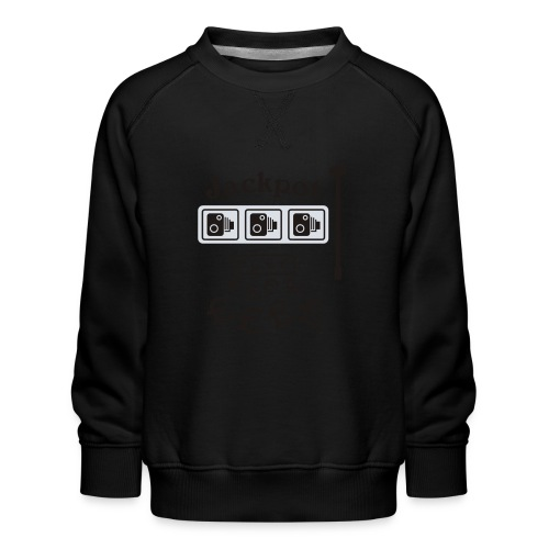 Speed Camera Jackpot - Kids' Premium Sweatshirt