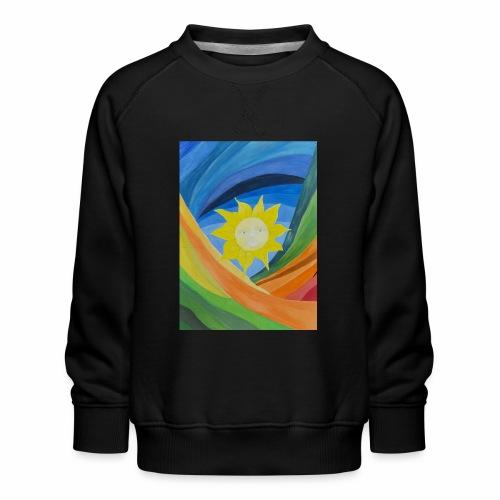 lachende-sonne - Kinder Premium Pullover