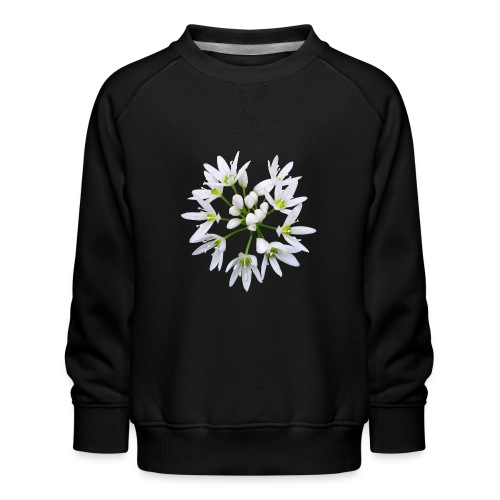 TIAN GREEN Garten - Bärlauch 2020 01 - Kinder Premium Pullover