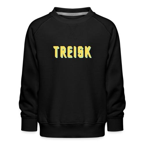 treisk - Børne premium sweatshirt