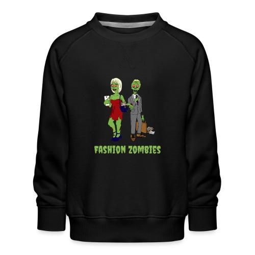 Fashion Zombie - Kids' Premium Sweatshirt