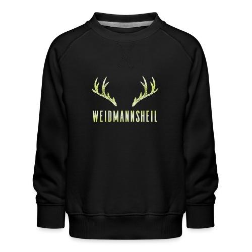 Weidmannsheil - Kinder Premium Pullover