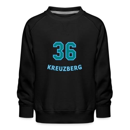 KREUZBERG 36 - Sweat ras-du-cou Premium Enfant