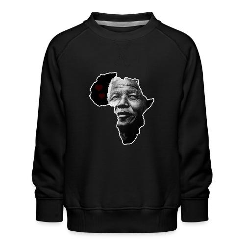 Nelson Mandela Love - Premiumtröja barn