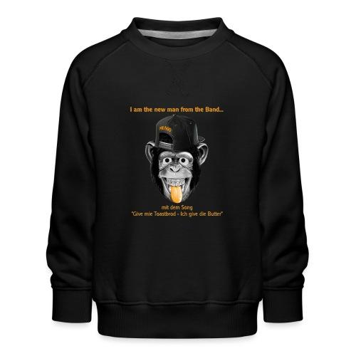 Musgo der Affe - Kinder Premium Pullover