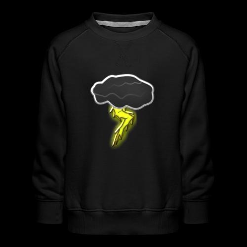 Blitzschlag - Kinder Premium Pullover