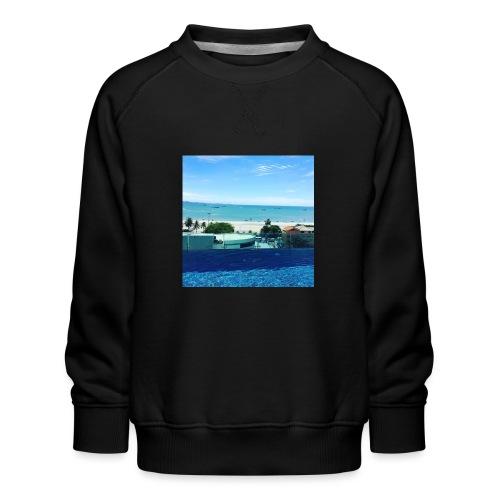Thailand pattaya - Børne premium sweatshirt