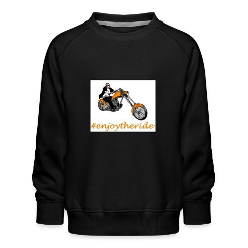 enjoytheride - Sweat ras-du-cou Premium Enfant