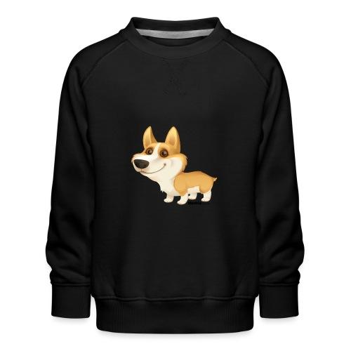 Corgi - Kinderen premium sweater