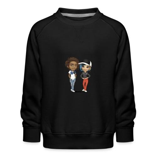 Maya & Noa - Kinderen premium sweater