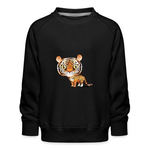 Tijger - Kinderen premium sweater