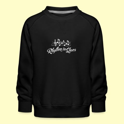 Tanz Rhythmus T-Shirt Geschenk für Tänzer - Kinder Premium Pullover