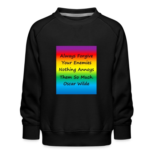 Forgiveness - Kids' Premium Sweatshirt