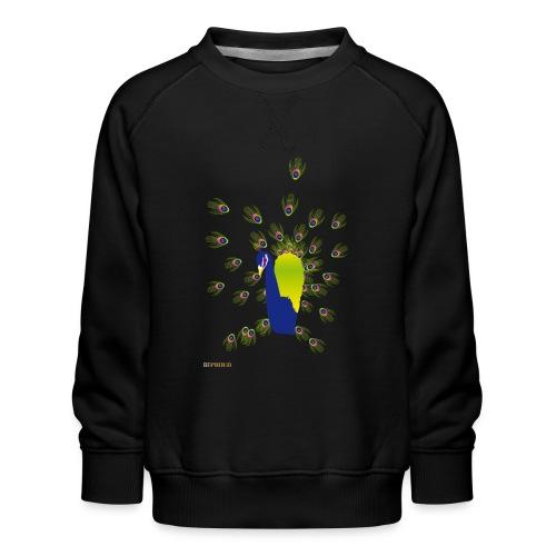 BEPROUD.png - Kinderen premium sweater