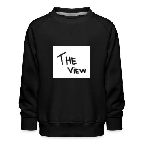 Untitled - Kinderen premium sweater