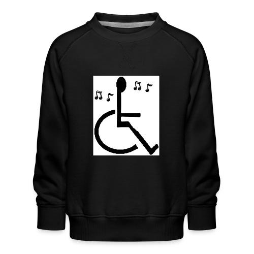 Musical Chairs - Kids' Premium Sweatshirt
