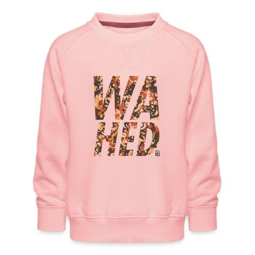 WAHED2 - Kinderen premium sweater