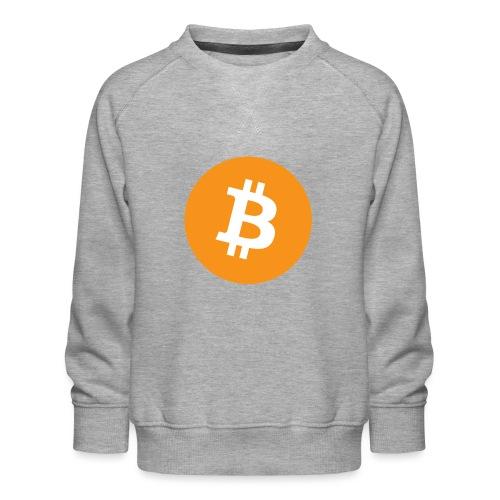 Bitcoin - Kids' Premium Sweatshirt