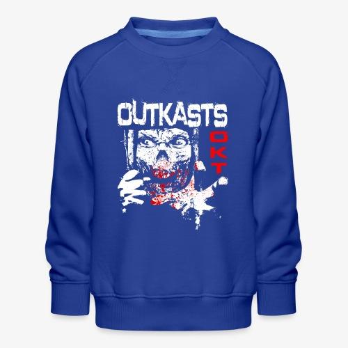 Outkasts Scum OKT Front - Kids' Premium Sweatshirt