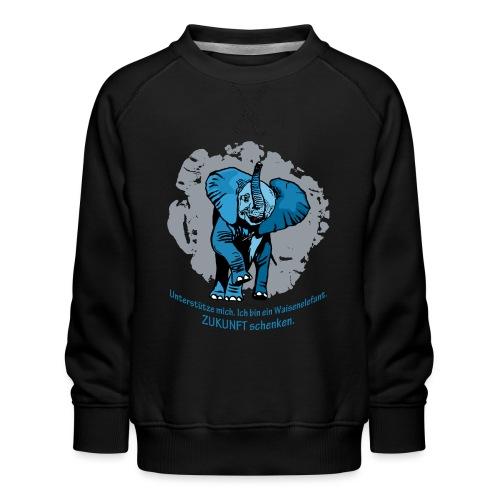 Zukunft schenken - Kinder Premium Pullover