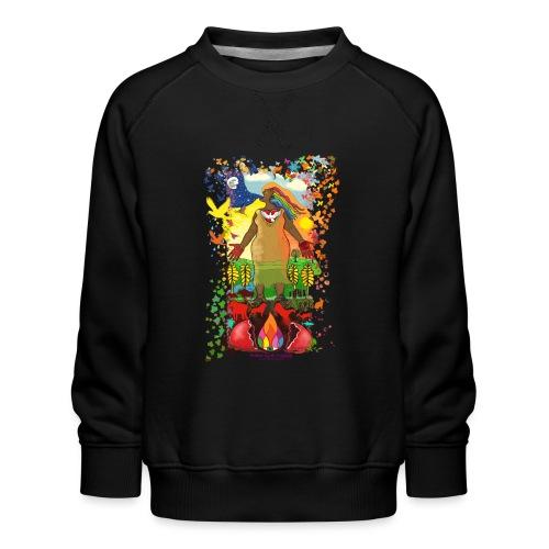 Mother Earth Creating - Kinderen premium sweater