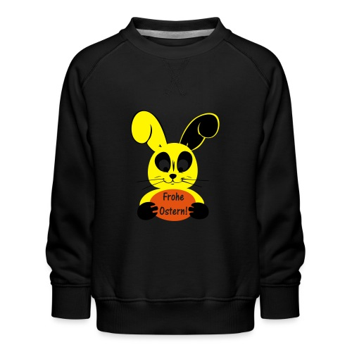 TIAN GREEN - Osterhase01 - Kinder Premium Pullover
