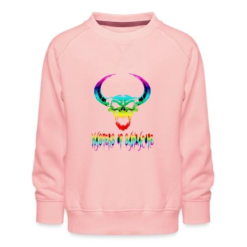 mos2 png - Kinderen premium sweater