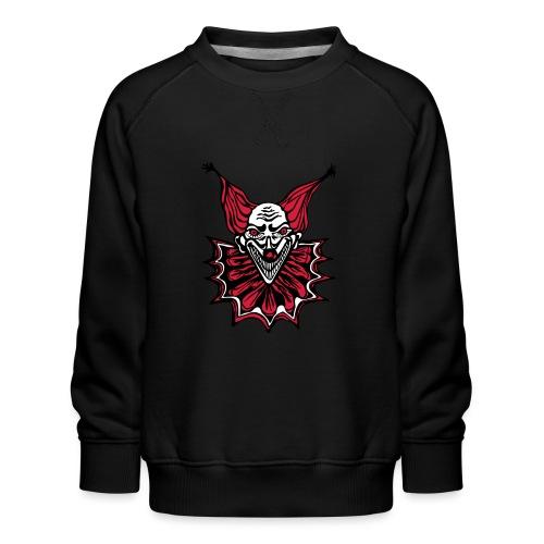 The Clown - Kids' Premium Sweatshirt