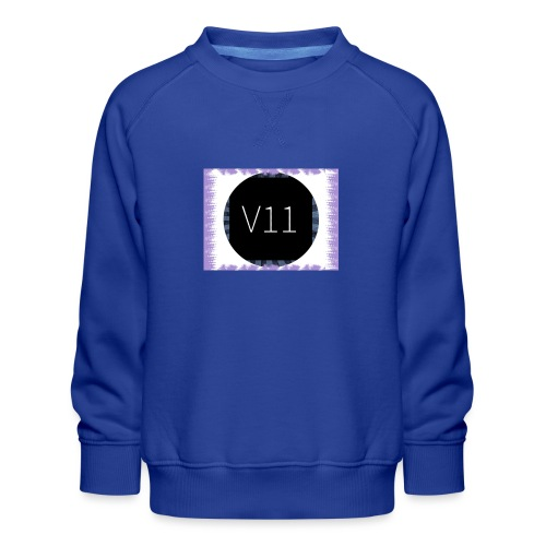 V11's first clothes - Premiumtröja barn