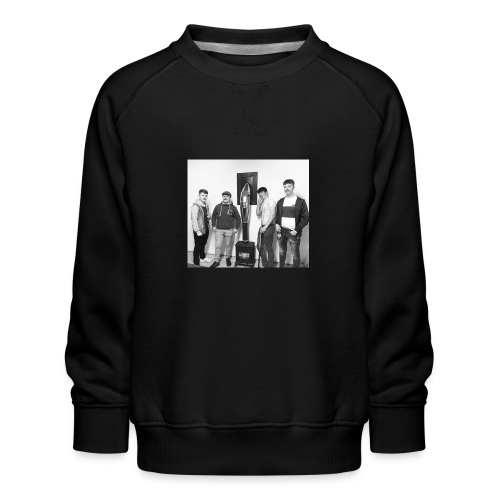 Men of Money - Kids' Premium Sweatshirt