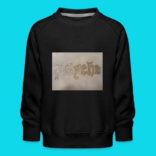 Simon Psycho Artist - Kinderen premium sweater