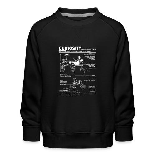 Curiosity Mars Rover - Kids' Premium Sweatshirt
