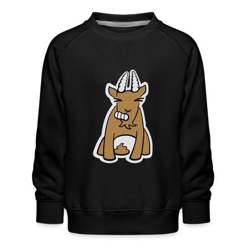 Scheissbock - Kinder Premium Pullover