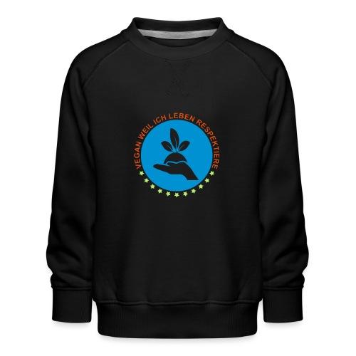 VEGAN - Kinder Premium Pullover