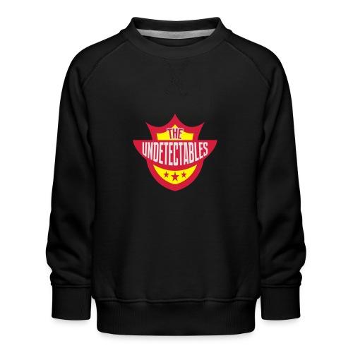 Undetectables voorkant - Kinderen premium sweater