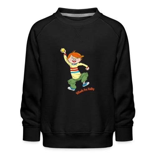 Villads fra Valby - Børne premium sweatshirt