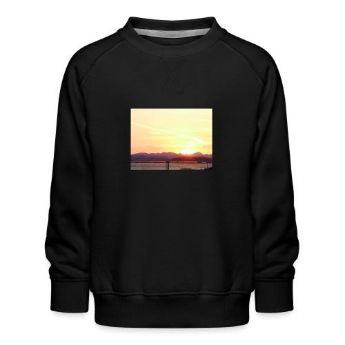IMG 0709 - Børne premium sweatshirt