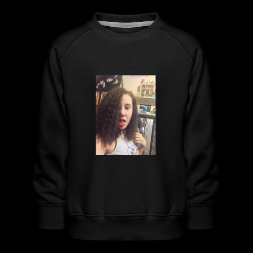 freya ft one d - Kids' Premium Sweatshirt