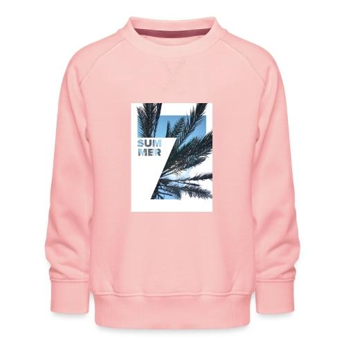 Summertime - Kinderen premium sweater