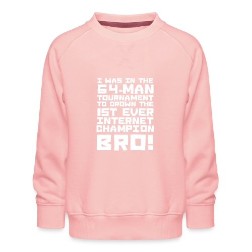internetchamp - Kids' Premium Sweatshirt