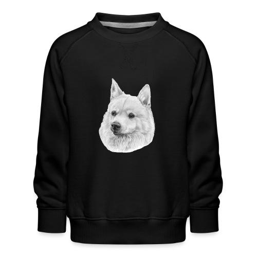 norwegian Buhund - Børne premium sweatshirt