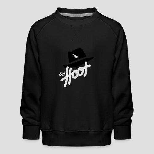 daeHoot_Shirt_Logo2_2c - Kinder Premium Pullover
