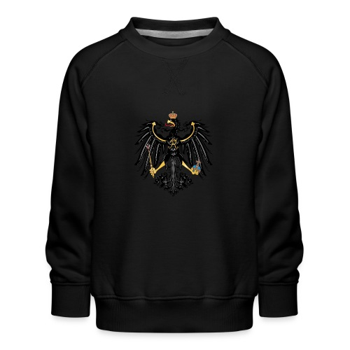 Preussischer Adler - Kinder Premium Pullover